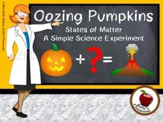 ($) In chemistry, a chemical reaction happens when two or more molecules interact with each other and then change into something new.  In this simple science experiment, you will combine ingredients inside of a pumpkin to cause a chemical reaction. #kellysclassroom