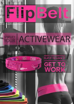 Buy FlipBelt today with free shipping! Go hands free for any activity! Fits Credit   Card, Keys, Gels, Medical, Mace, Lip Balm, Powerbar, iPod, Phones, etc... Fits all   phones including the iPhone 6 Plus! No Bounce!  Machine wash!  Move your phone to any   location on your waist for different activities and exercises. Use 10% off code: PIN10   until 12/31/2015.  Click the image to shop now.