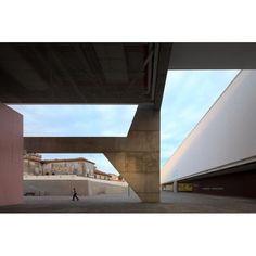 Museu dos Coches, Paulo Mendes da Rocha, Lisbon, Portugal