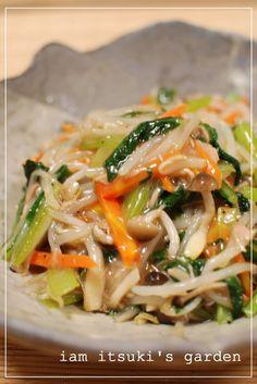小松菜とツナモヤシのとろみ炒め♪ by iam樹 [クックパッド] 簡単おいしいみんなのレシピが223万品