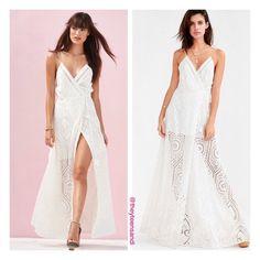Urban Outfitters Dresses & Skirts - Jet Set Diaries Santa Fe Eyelet Maxi Dress