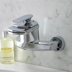Dream Waterfall Bathroom Wall Mounted Bath Mixer Tap