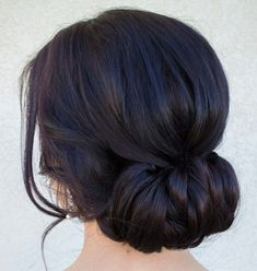 c7978108173596f2911510494d19ff3a--brunette-wedding-hairstyles-bridesmaid-updo-hairstyles.jpg 736×776 pixels #UpdosClassic