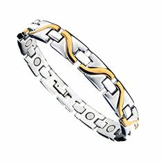 Willis Judd Men S Lord Prayer In English Anium Magnetic Bracelet Adjule Review Link Bracelets