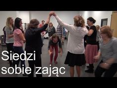 Siedzi sobie zając - zabawa dla dzieci (Grupa Jaworowi Ludzie) - YouTube Zumba, Education, Youtube, Film, Movie Posters, Movies, Rhythm Games, Speech Language Therapy, Gaming