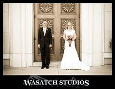 temple wedding photo
