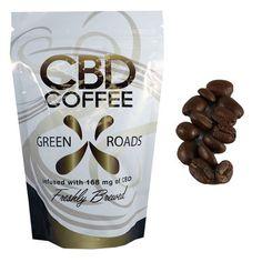 CBD Coffee from Green Roads World. Coffee made from 100% organic HEMP | BEST PRICE | 500+ HEMP PRODUCTS