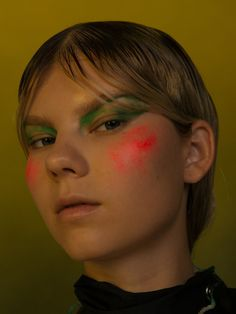 Oyster Beauty: 'Orangeade' Shot By Phebe Schmidt