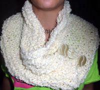 El sanatları - Örgü işleri - Örme tekniği: Örgü boyunluk atkı şal esarp bayan yeleği Crafts - Knitting Works - Knitting Technique: Knitting scarf ladies scarf shawl collar jacket