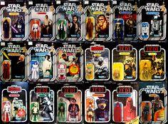 Star Wars toys desktop I made. Looks best tiled.