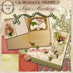 A WOMAN'S HEART by Idgie's Heartsong