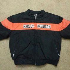 Harley Davidson jacket Super cool jacket for kids Harley Davidson Jackets & Coats