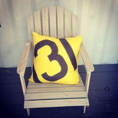 727 Sailbags cushion, contact us marineriley.com.au  #sunny #outdoor #deco #727sailbags