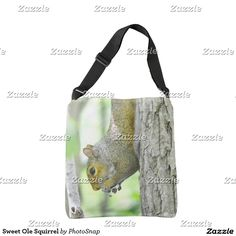 Sweet Ole Squirrel Tote Bag