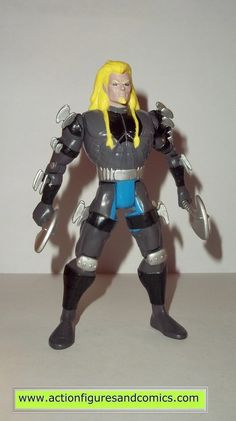 X-MEN X-Force toy biz X-TREME 1994 extreme complete marvel universe action figures 1993