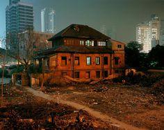 House on Huashan Lu, 2006 Shanghai China by Greg Girard