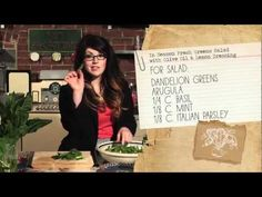 """NEW EPISODE: Half Hour Vegan Cooking Show!    Kale Mac + """"Cheese"""" Casserole with Sundried Tomato Crumble, AND Cannellini Bean Salad with Greens and Fresh Herbs    Plus: Community Gardening, and the Bethlehem Food Co-op"""