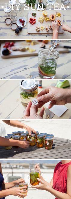 DIY: How to Make Sun Tea - Creativebug Blog