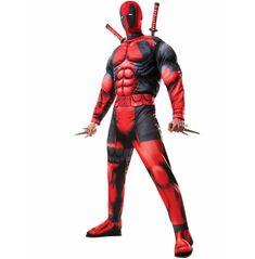Costume Deadpool, Marvel Halloween Costumes, Deadpool Mask, Deadpool Funny, Superhero Halloween, Deadpool Movie, Adult Costumes, Deadpool Quotes, Deadpool Tattoo