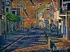 Naaldwijk Rembrandtstraat by Woodstuff®