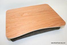 Wooden Laptop Bed Tray / iPad Table / Breakfast Tray от WoodPower