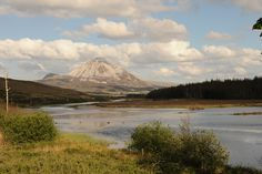 Mount Errigal in Donegal - as featured in our Premier Issue. Writer John Ward captures the essence of this Northern most part of the county. Photograph by Eddie Cleary.