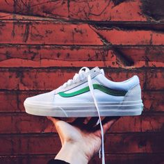 I have this pair actually.. But I chose this not because my style is vans but I rather have simple low top shoes from vans, to Stan smiths. I think the simpler the shoes the better they look, that's why all white shoes are the highest demand right now