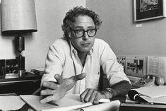 """Exactly What Kind Of Socialist Is Bernie Sanders?"" from NPR -- Sen. Bernie Sanders in his office in shortly after becoming mayor of Burlington, Vt."