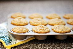 Carrot & Quinoa Muffins from fresh 365