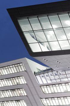 Library and Learning Centre University of Economics Vienna - Architecture - Zaha Hadid Architects