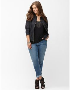 Military trend plus size womans jacket for Fall
