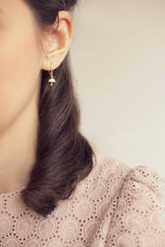 maybe I'd deal with the rain better with these earrings