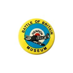 Vintage Badge - Battle of Britain Museum, Hendon