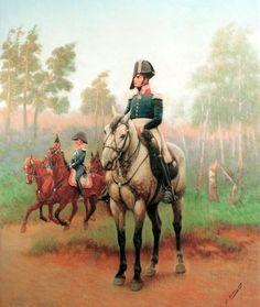 Gen. Józef Chłopicki dowódca Legii Nadwiślańskiej