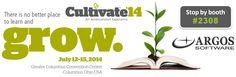 #cultivate14 #americanhort #growers #nursery Trade Show