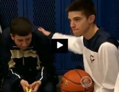 Restoring Faith In Humanity - This is a story told by CBS On The Road reporter Steve Hartman. It involves Coach Peter Morales of the Coronado High School Thunderbirds in El Paso, Texas, and his basketball team. A most unusual thing happens near the end. Watch to see what it is. You'll be glad you did!