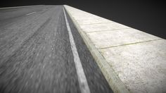 Suburbs Road 1 by Zachariasz Jędrzejczyk - 3D model
