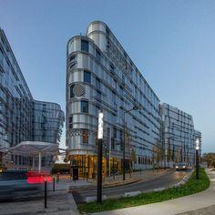 Hoteles Accor / Arte Charpentier Architectes