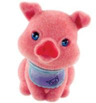 Jungle in my Pocket - Curly the Pig - Series 3: Farmyard Friends