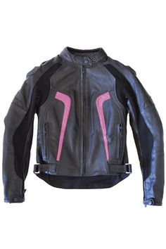 The Silhouette - Custom Leather Motorcycle Jacket