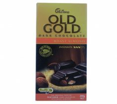 Cadbury Old Gold Roasted Almond 200g at Rs.450 online in India.