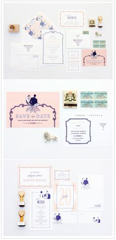"""the """"Drake"""" collection from Mae Mae Paperie.  Seriously, click the link, they are all amazing!!"""