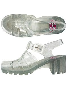 Juju Babe Jelly Sandals -  American Apparel