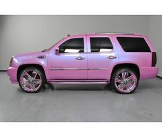 2007 Cadillac Escalade is a Pink 2007 Cadillac Escalade SUV in Carrollton TX