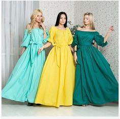 92d57b49bb6 Купить товар Платье шифон воротник с открытой шеей лето