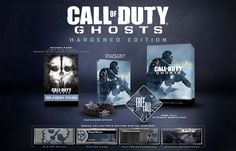 Call of Duty Ghosts COMING SOON #GameStop