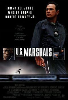 U.S. Marshals 11x17 Movie Poster (1998)