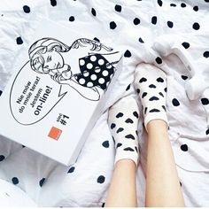Whether you like polka-dots or hearts or both, our Ladybird print fits in nicely. 📷 by @lady_aleksandra_  www.ooh-noo.com