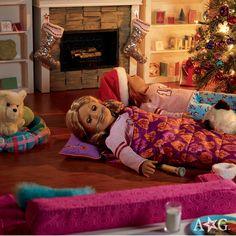 Adventure Sleeping Bag for Dolls