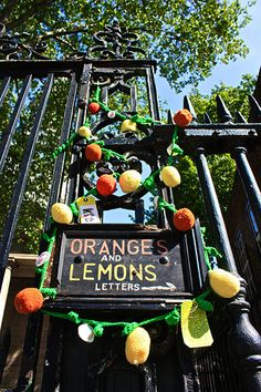 Oranges and Lemons Odyssey, Shoreditch    Lady Loop's part of a six-hour installation that yarnstormed all six churches from the Oranges and Lemons nursery rhyme. The first live yarnstorm on Twitter @knitthecity
